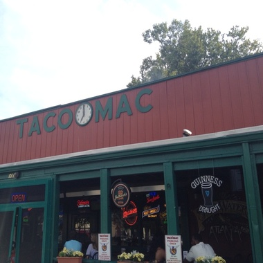 Taco Mac Virginia Highlands - Atlanta, GA