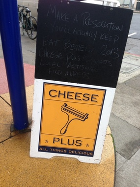 Cheese Plus - San Francisco, CA
