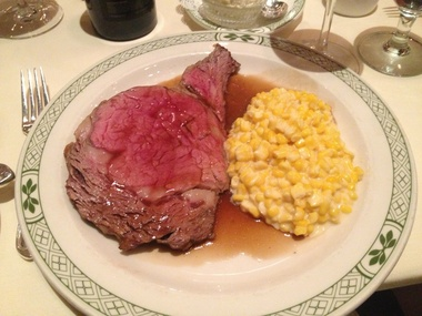 Lawry's Prime Rib - Beverly Hills, CA