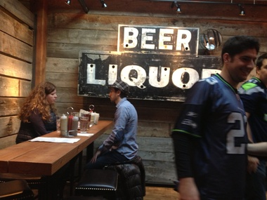 Brave Horse Tavern - Seattle, WA