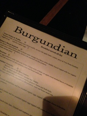 The Burgundian - Seattle, WA