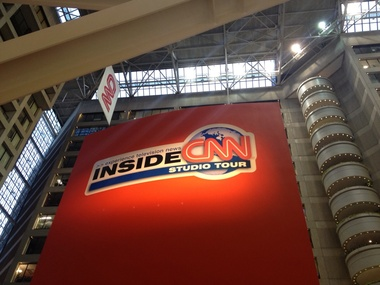 Cnn Studio Tours - Atlanta, GA