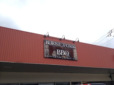 Burnt Fork Bbq