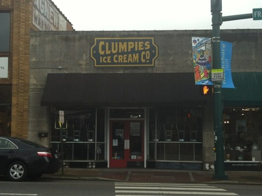 Clumpies Ice Cream Co. - Chattanooga, TN