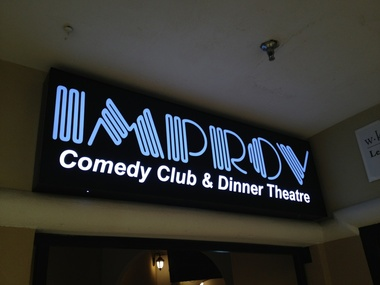The Improv Comedy Club & Dinner Theatre