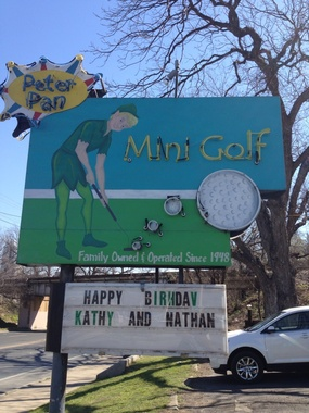 Peter Pan Mini-Golf - Austin, TX