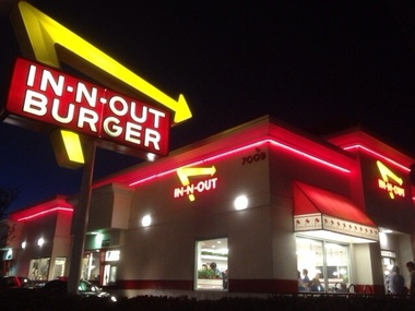 In-N-Out Burger - Los Angeles, CA