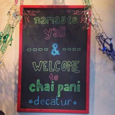 Chai Pani - Decatur, GA