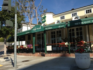 Cafe Med - West Hollywood, CA