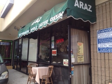 Araz Restaurant - Studio City, CA
