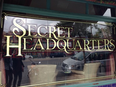 Secret Headquarters Llc - Los Angeles, CA