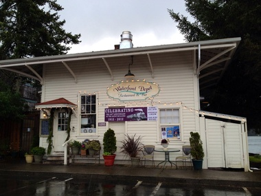 Waterfront Depot Restaurant - Florence, OR