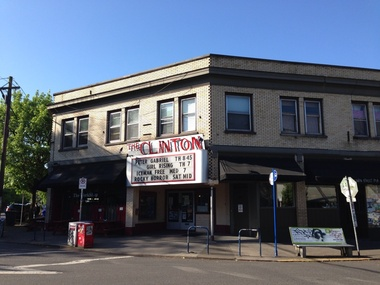 Clinton Street Theatre - Portland, OR