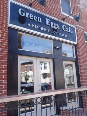 Green Eggs Cafe - Philadelphia, PA