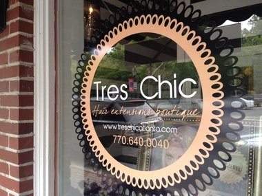 Tres Chic Hair Extension Boutique - Roswell, GA