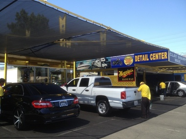Magnolia Car Wash Burbank Ca