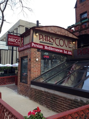 Pars Cove Cafe - Chicago, IL