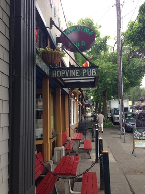 Hopvine Pub - Seattle, WA