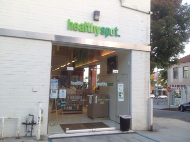 Healthy Spot - West Hollywood, CA
