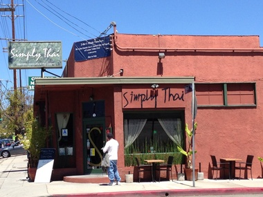 Simply Thai Restaurant - Los Angeles, CA