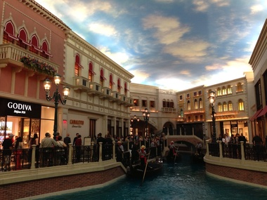 Grand Canal Shoppes - Las Vegas, NV