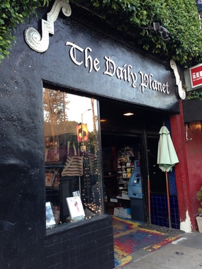Daily Planet Book Store - Los Angeles, CA