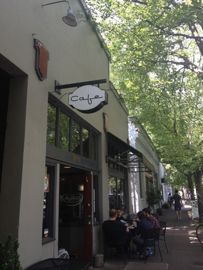 Clearing Cafe - Portland, OR