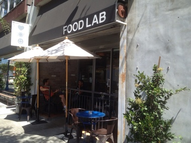 Food Lab Cafe & Marketplace - Los Angeles, CA