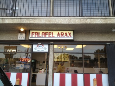 Falafel Arax - Los Angeles, CA