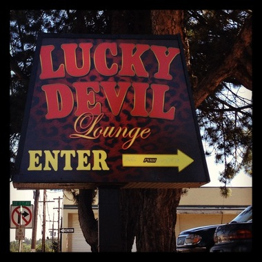 Lucky Devil Lounge - Portland, OR