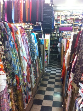 International Silks & Woolen - Los Angeles, CA