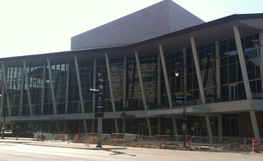 Hobby Center-Performing Arts - Houston, TX