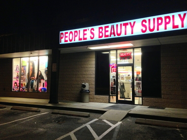 Peoples Beauty Supply - Cary, NC