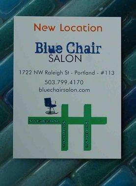 Blue Chair Salon - Portland, OR