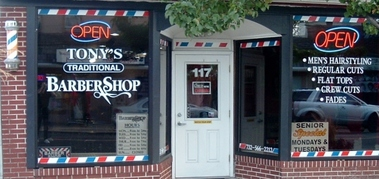 Tony's Traditional Barber Shop - Matawan, NJ