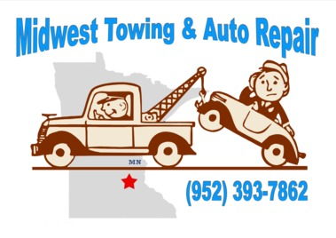 Midwest Towing & Auto Repair - Shakopee, MN