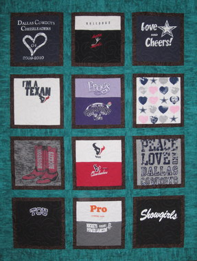 Katy T-Shirt Quilts - Katy, TX