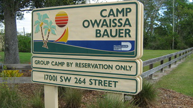Camp Owaissa Bauer Park - Homestead, FL