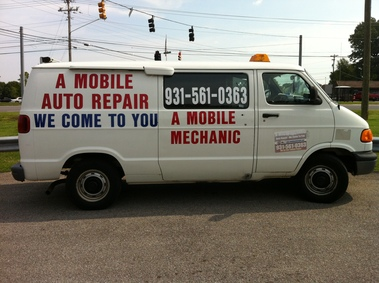 A-Mobile Auto Repair - Clarksville, TN