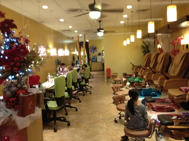 Diamond Nails And Spa Fort Myers