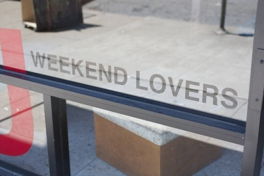 Weekend Lovers