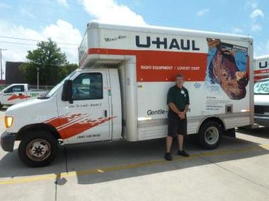Moving Truck Rental in. Fredericksburg, VA at U-Haul Moving & Storage of Fredericksburg. Moving to or from Fredericksburg VA ?Get FREE truck rental rate quotes at U-Haul Moving & Storage of Fredericksburg. U-Haul rental trucks are specifically engineered from the ground up to assist moving families, not freight. Our moving trucks have more safety features than other moving .