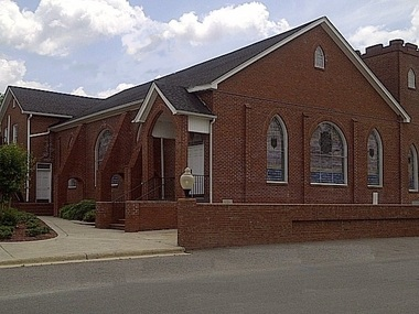 First Missionary Baptist Chr - Southern Pines, NC