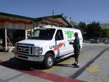 U-Haul Co - Reno, NV