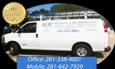 Alb Painting And Remodeling - Bacliff, TX