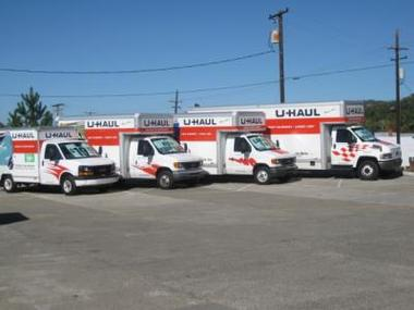 U-Haul Moving & Sstorage of Rialto - Rialto, CA