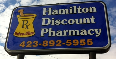 Hamilton Discount Pharmacy - Chattanooga, TN