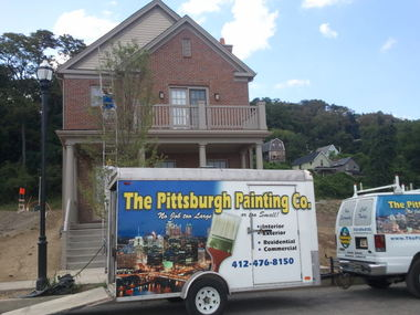 The Pittsburgh Painting Co Reviews Savey St Duquesne - The pittsburgh painting co