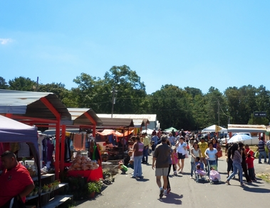 Mountain Top Flea Market - Attalla, AL