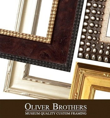 Oliver Brothers Custom Framing - Beverly, MA
